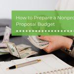 grant proposal budget