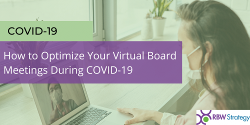 virtual board meetings covid-19